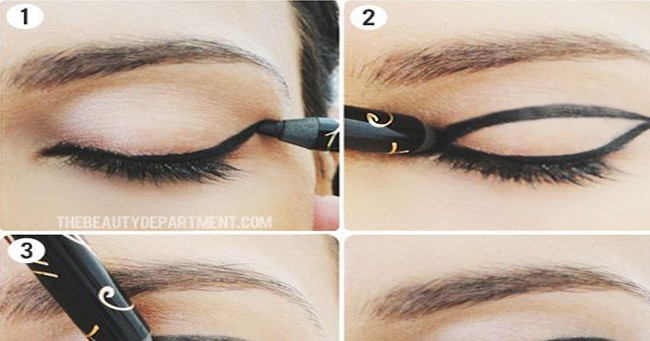 7 Eyeliner Hacks To Intensify Your Everyday Look! You're Going To Love 3