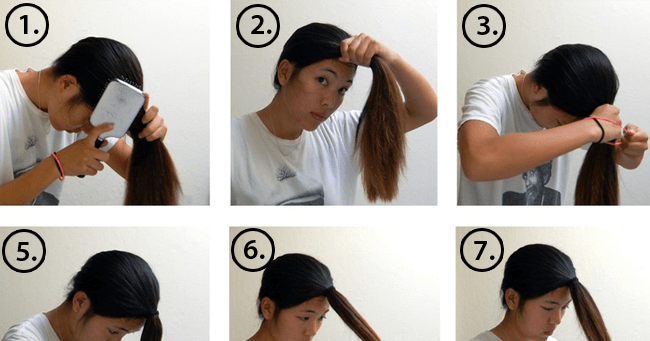 A Diy Layered Haircut For Long Hairs How To Cut Your Hair