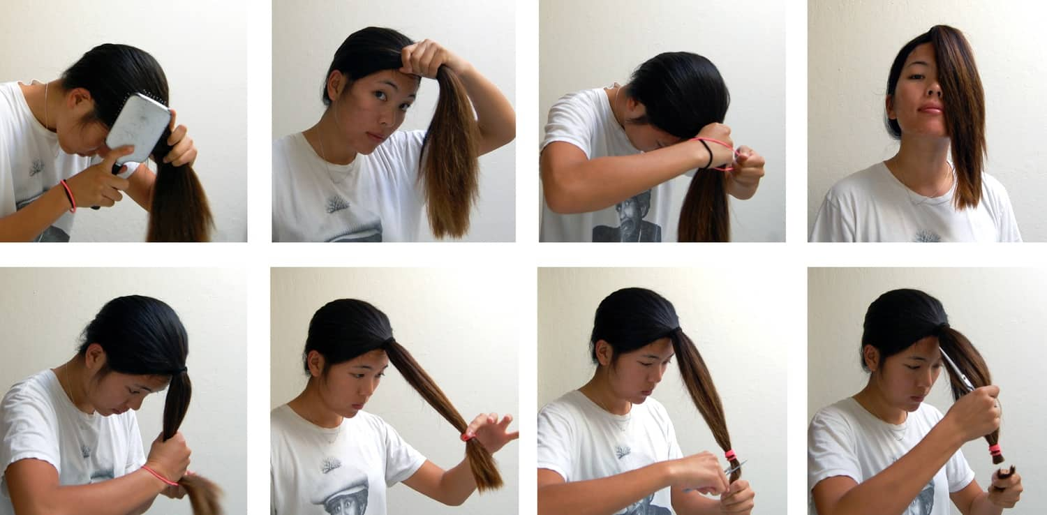A DIY Layered Haircut For Long Hairs: How To Cut Your Hair At Home! 1