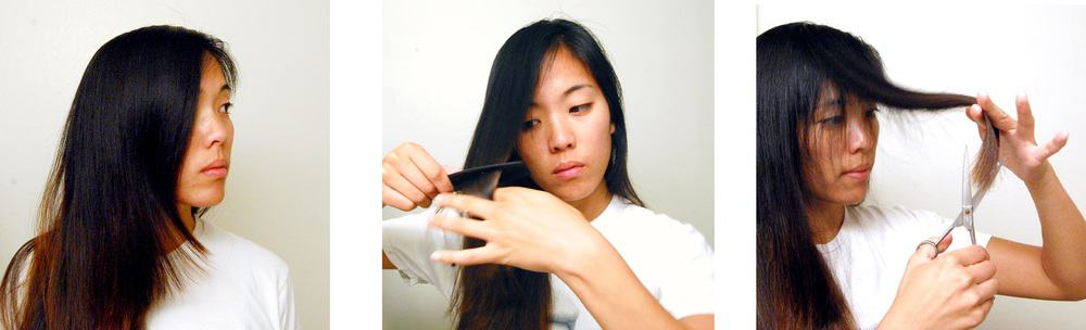 A DIY Layered Haircut For Long Hairs: How To Cut Your Hair At Home! 2