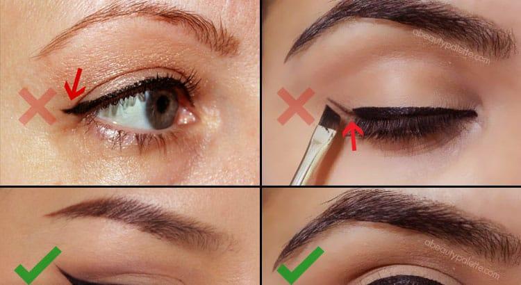 perfect-winged-eyeliner – Blushy Babe