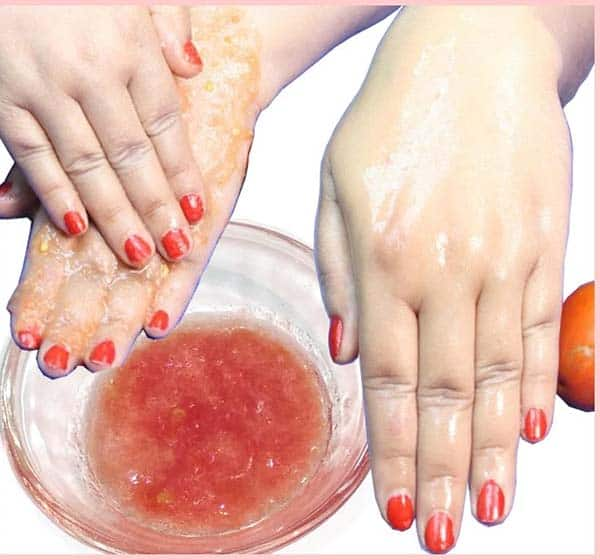 3 Easiest Homemade Remedies For Whitening Hands And Feet 1