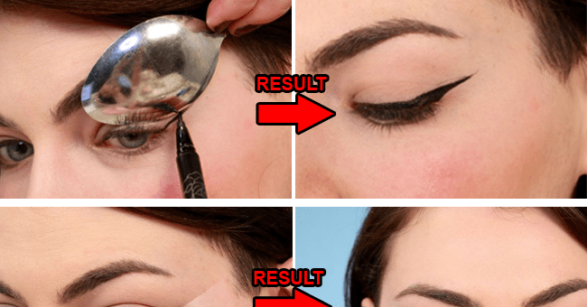 How to Do Winged Eyeliner 10
