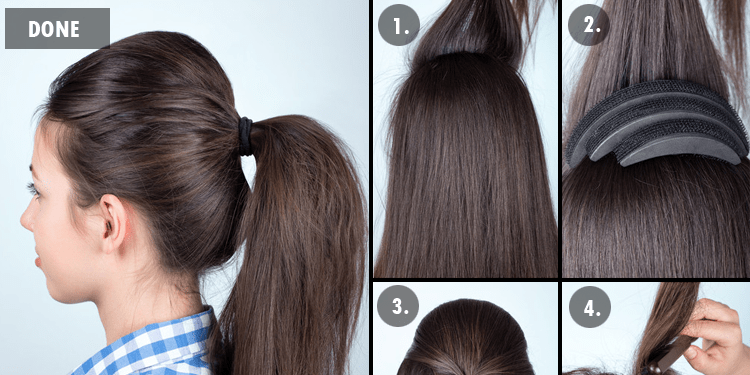 10 Awesome Ponytail Hairstyles One For Every Occasion Blushy Babe