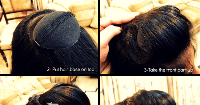 4 Coolest Puff Hairstyles Step By Step Tutorial Blushy Babe
