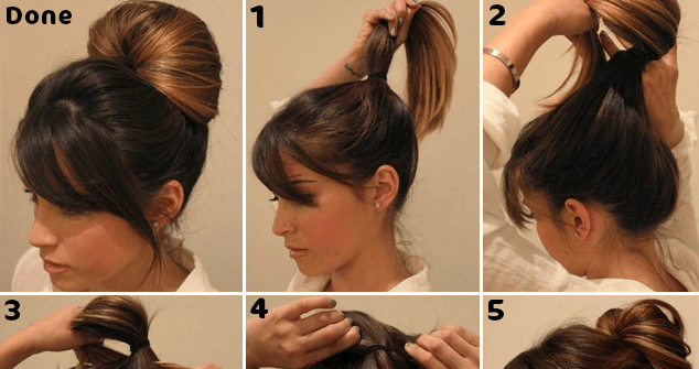 Steal Hearts With These Cute Hairstyles In Under 10 Minutes! 1