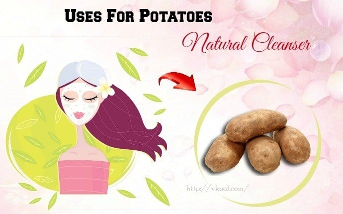 10 Ways To Use Potatoes For Your Skin And Health 8