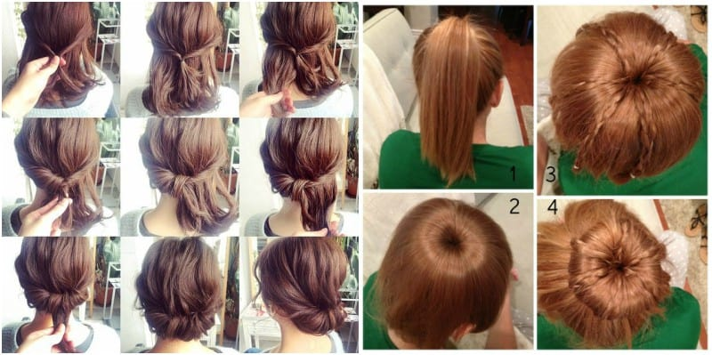 Hairstyles matching with your face 12