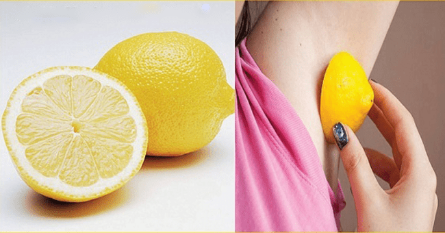 How to lighten underarms naturally