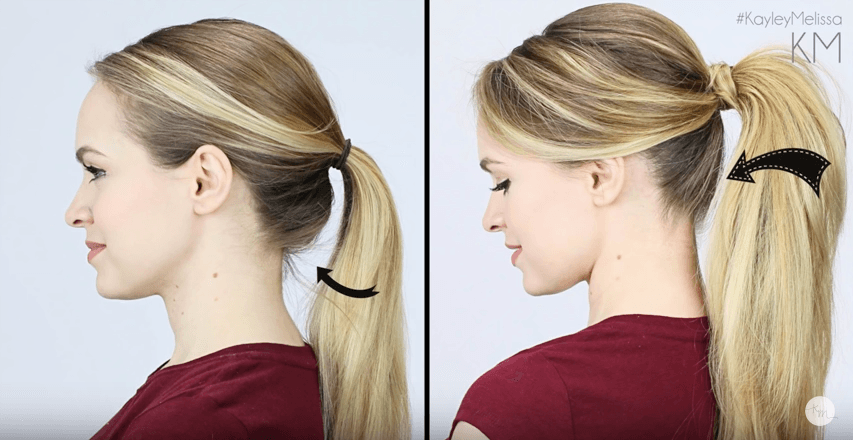 Must Try These 7 Beautiful Versions Of Ponytail 1