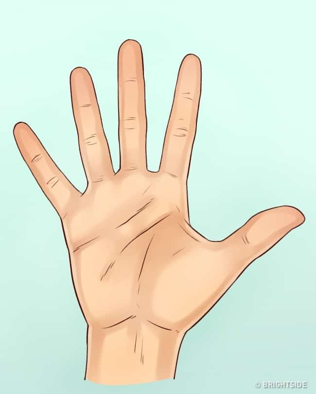 Scientists Reveals The Fact How To Tell A Person's Character By The Shape Of Their Hands. 2