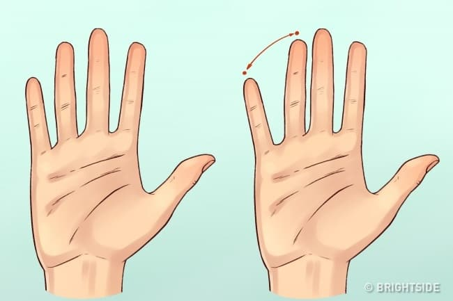 Scientists Reveals The Fact How To Tell A Person's Character By The Shape Of Their Hands. 5