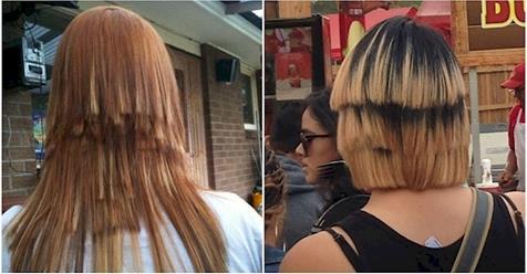 Haircuts That Went Horribly Wrong. 1