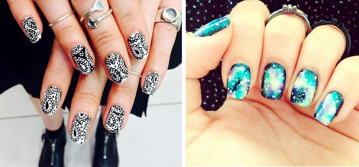 The trendy nail arts never gonna out from fashion blushy babe nail paint glows the beauty of our hands and nail art is the thing which glows the beauty of nail paint that means nail art just doubles the beauty of our prinsesfo Image collections