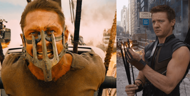 The greatest Hollywood roles which were given by the fate 7