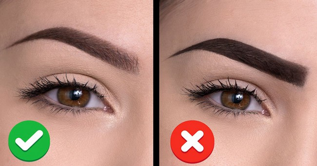 Common Eyebrow Mistakes And Ways To Avoid Them 1