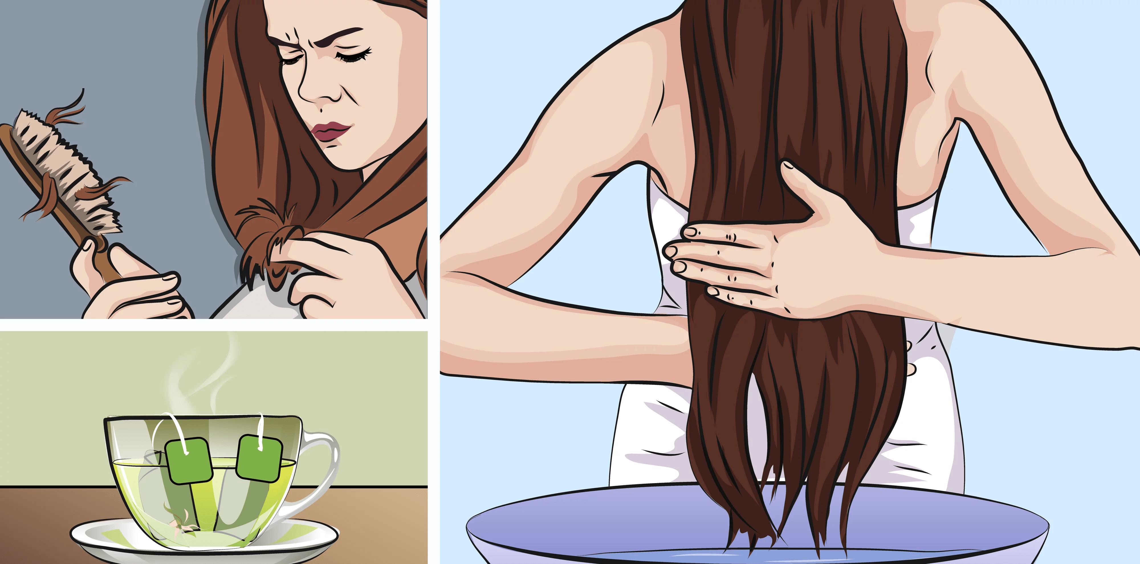 Stop your hair-fall with these natural remedies 1