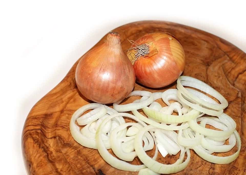 Onions for hair