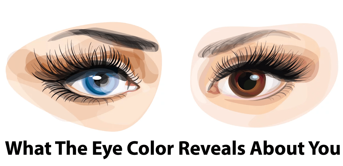 Your eye colour could reveal personality 1