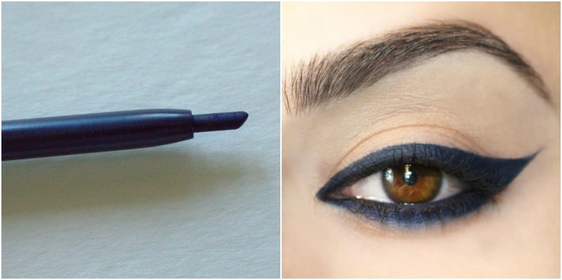 Winged Eyeliner: Step-by-step 11