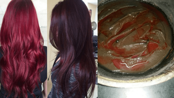 Hair growth from beetroot 1