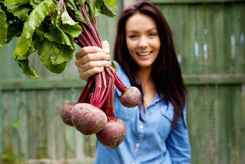 Beetroot juice for hair growth