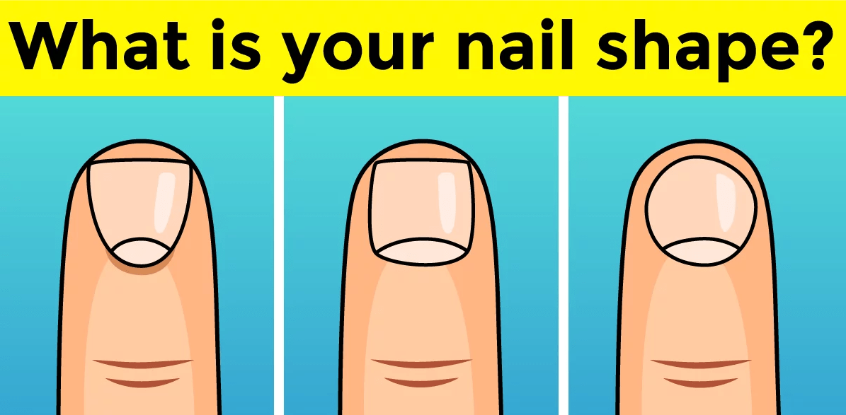 Let's see what your nails reveal about you