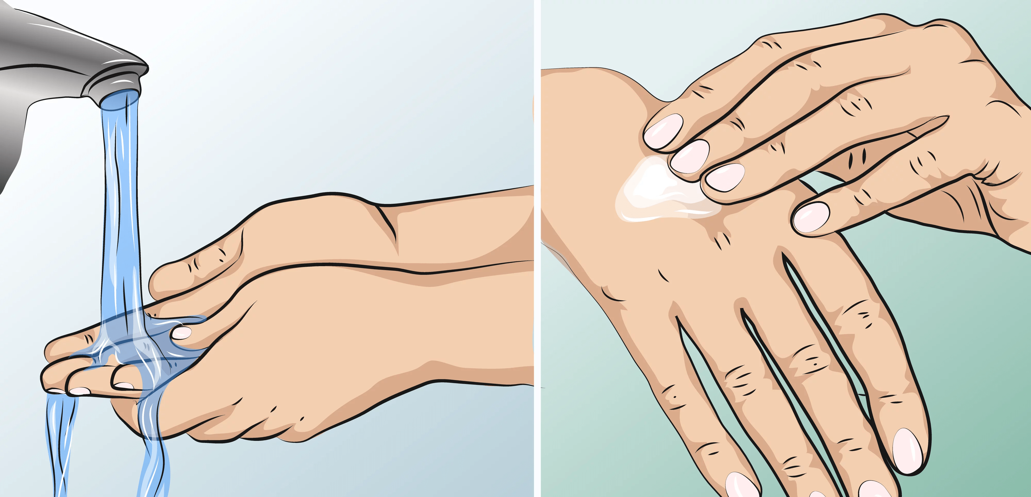 A dermat's tip for treating dry skin. 1