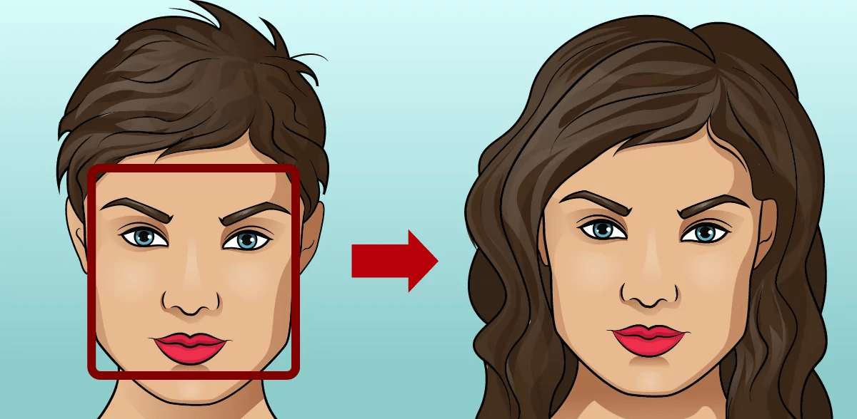 Choosing the right hairstyle to complement your features 8