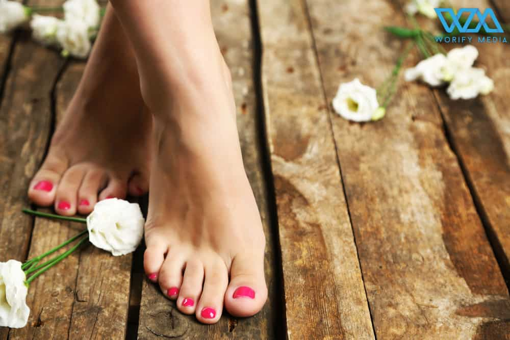 Tips to have amazing feet! 1