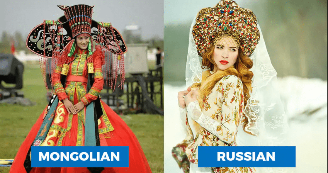 15 Unique Wedding Dresses From All Around The World