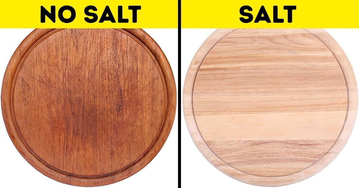 10 remarkable uses of salt you never knew. 1