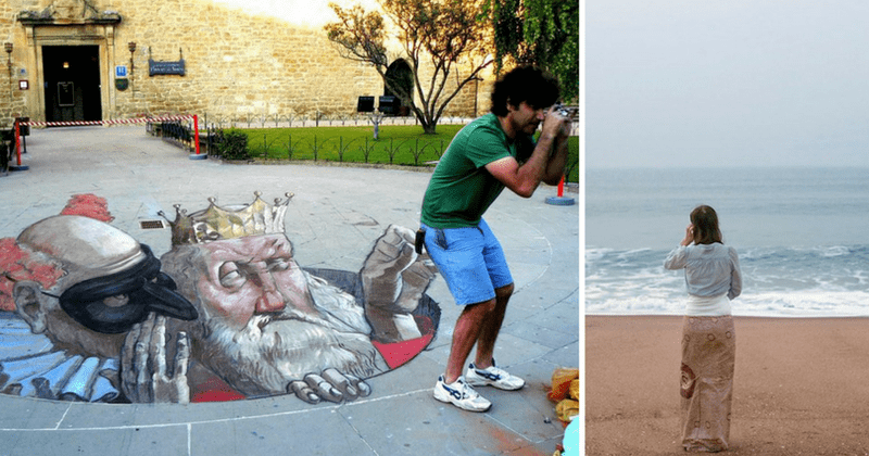 Check out these optical illusions