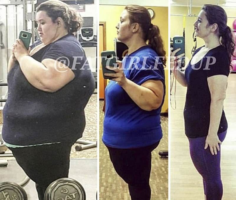 The spectacular transformation of a lady weighing 500 lbs- look at the recreational photos yourself! 13