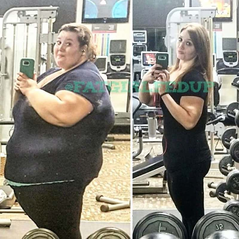 The spectacular transformation of a lady weighing 500 lbs- look at the recreational photos yourself! 15