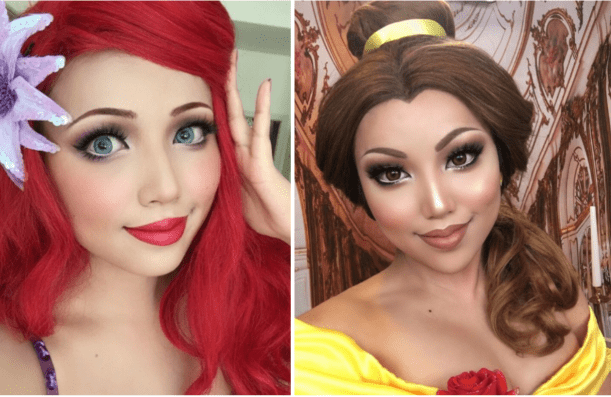 Want to Meet The Woman Uses Makeup To Transform Herself Into Basically Anyone? Here is She 10