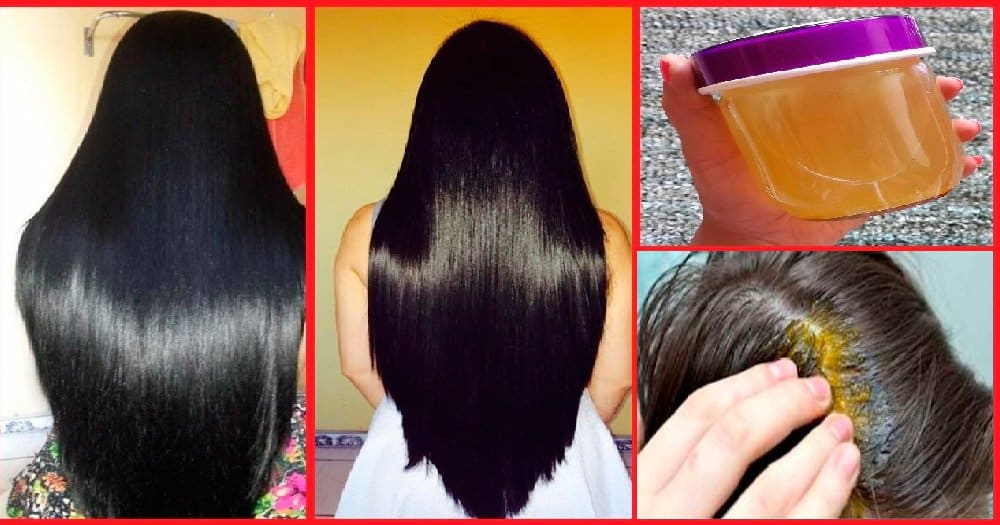 Try this oil mix to get thicker hair! 1
