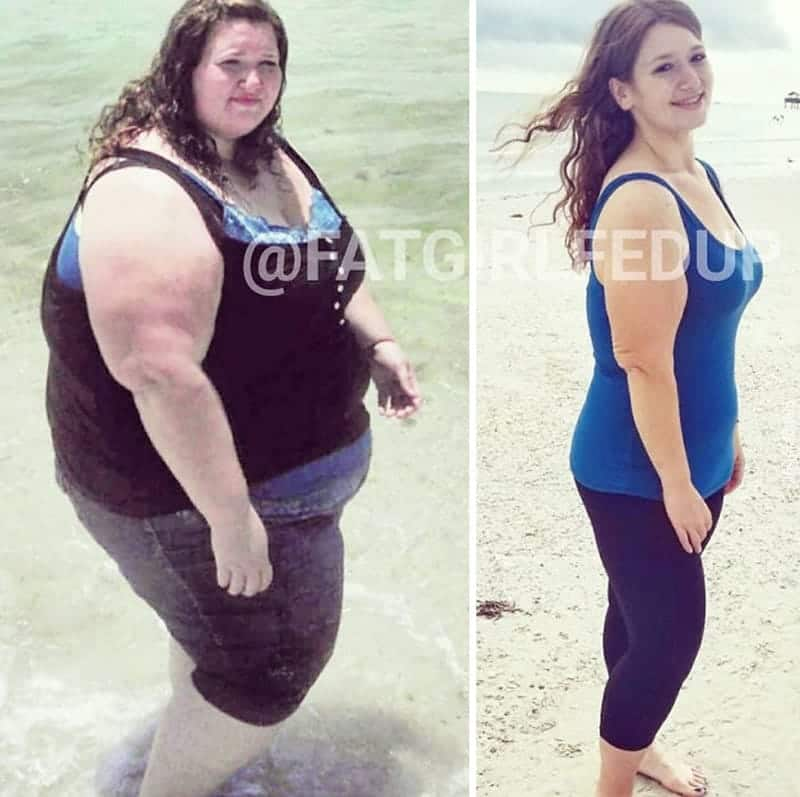 The spectacular transformation of a lady weighing 500 lbs- look at the recreational photos yourself! 1