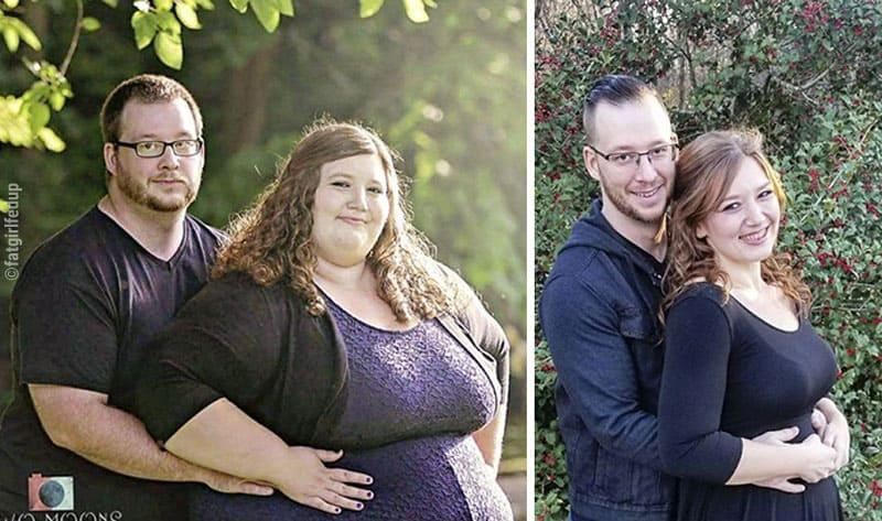 The spectacular transformation of a lady weighing 500 lbs- look at the recreational photos yourself! 5