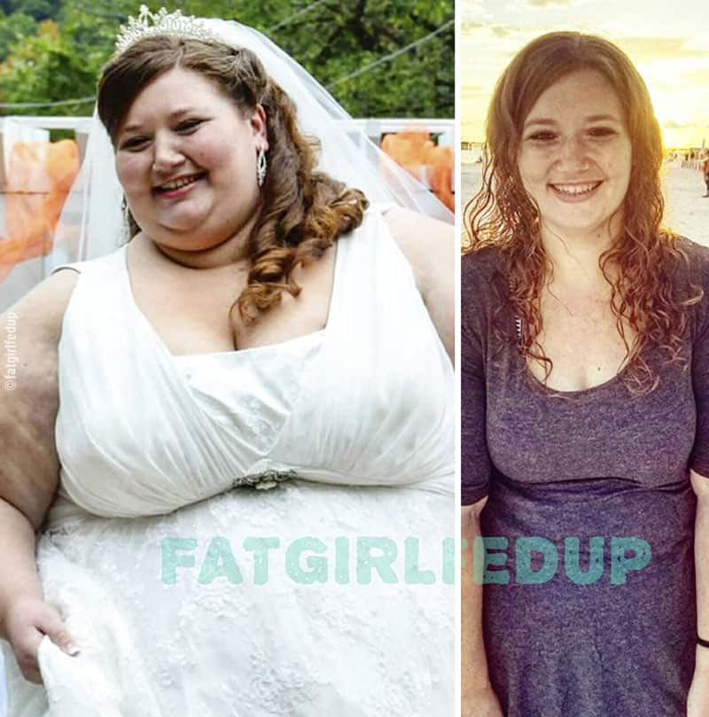 The spectacular transformation of a lady weighing 500 lbs- look at the recreational photos yourself! 6