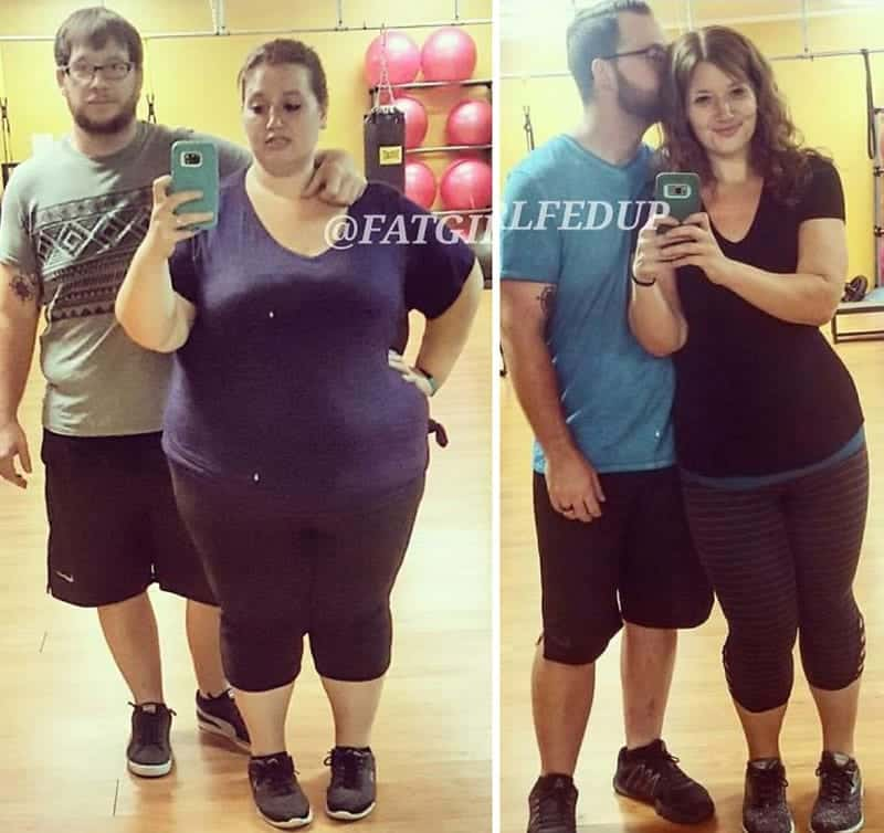 The spectacular transformation of a lady weighing 500 lbs- look at the recreational photos yourself! 3