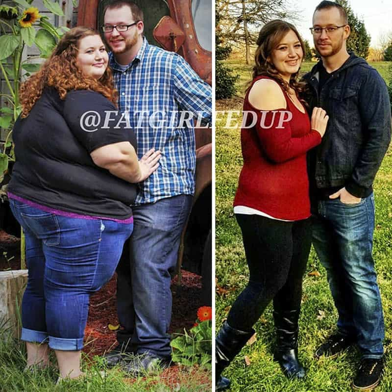 The spectacular transformation of a lady weighing 500 lbs- look at the recreational photos yourself! 14