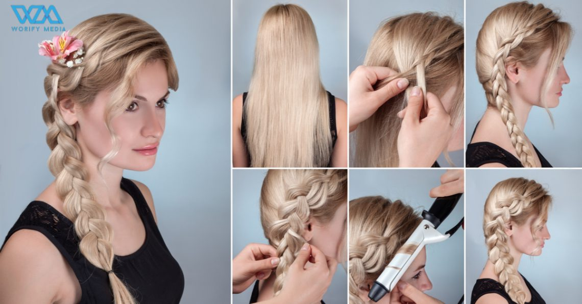 9 evergreen hairstyles tutorials for my ladies 1