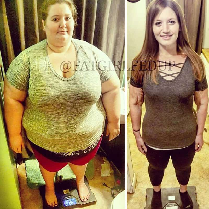 The spectacular transformation of a lady weighing 500 lbs- look at the recreational photos yourself! 10