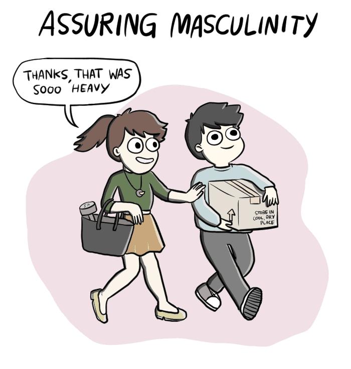 Source: Modern Girlfriend comics