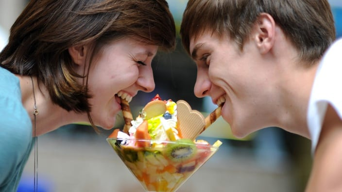 You have found true love if you can relate with these romantic moments! 5