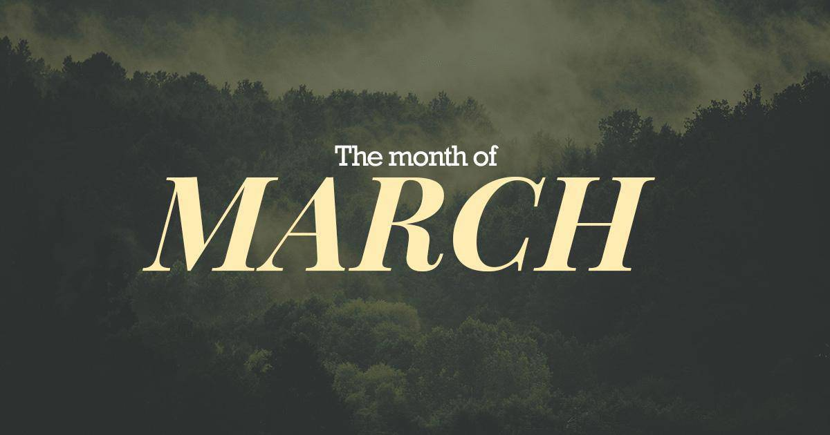 Image result for march