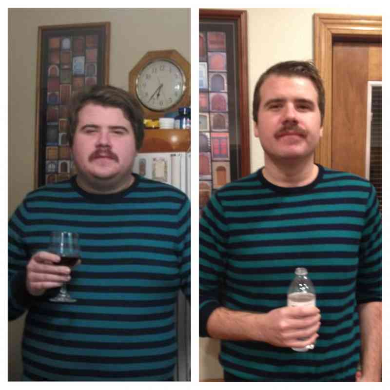 Check 12 Before And After Photographs Of The People When Stopped Drinking 7