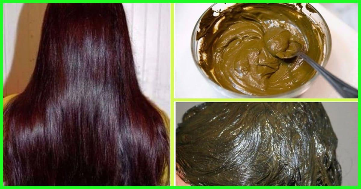Use henna for hair growth
