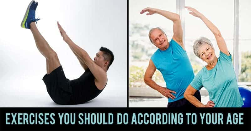 Best exercise for every age